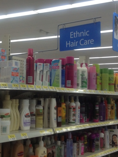 The Walmart Ethnic Aisle